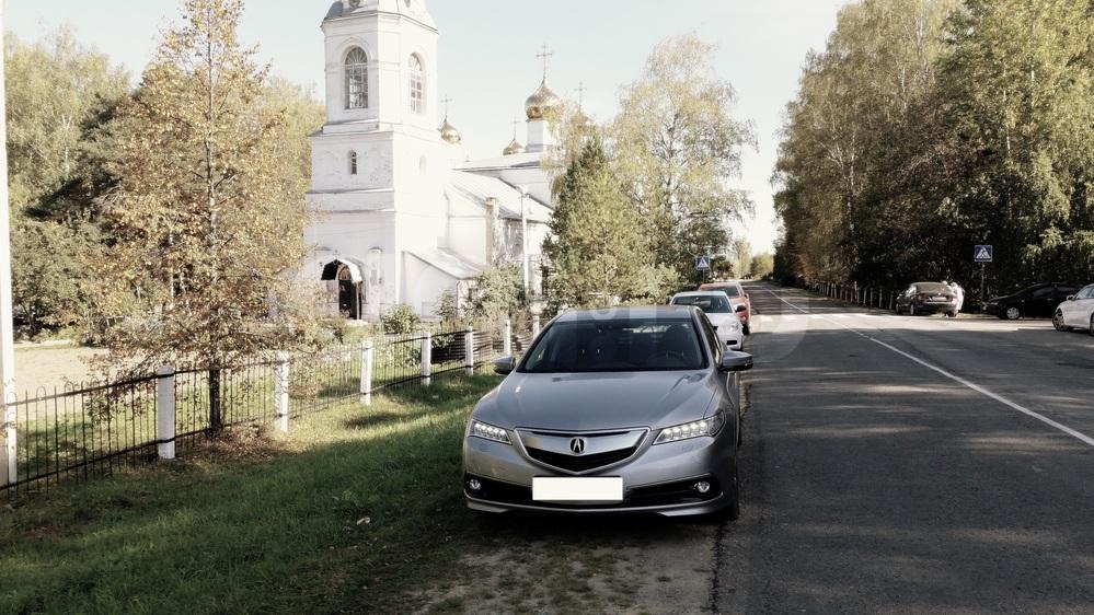 Acura TLX 3.5 AT SH-AWD (290 л. с.)