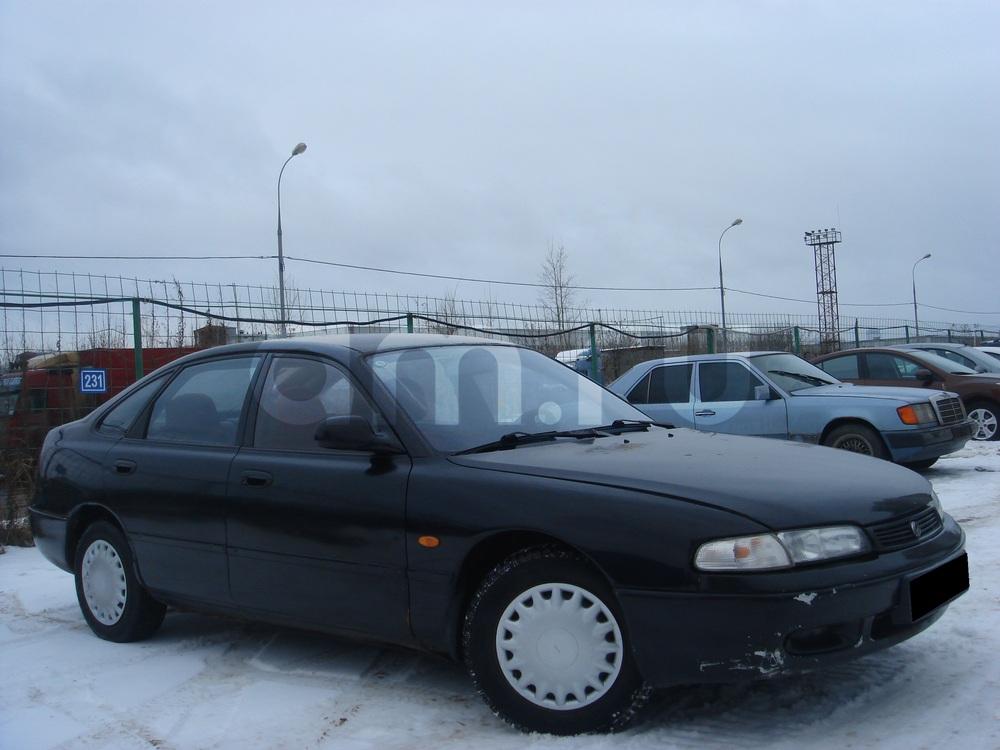 Mazda 626 2.0 AT (115 л. с.)