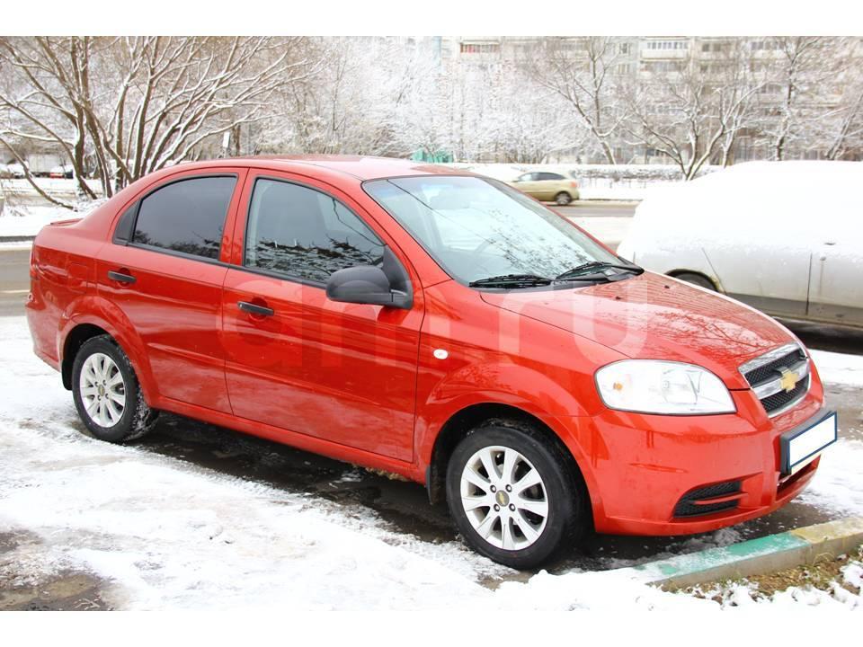 Chevrolet Aveo 1.4 MT (94 л. с.)