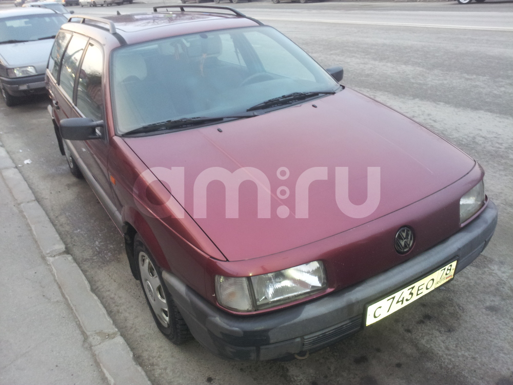 Volkswagen Passat 4.8 AT G20 (120 л. с.)