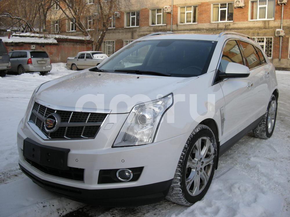 Cadillac SRX 3.0 V6 SIDI (269 л. с.)