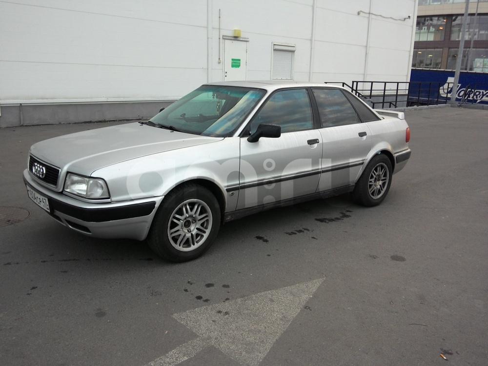 Audi 80 2.0 MT quattro (115 л. с.)