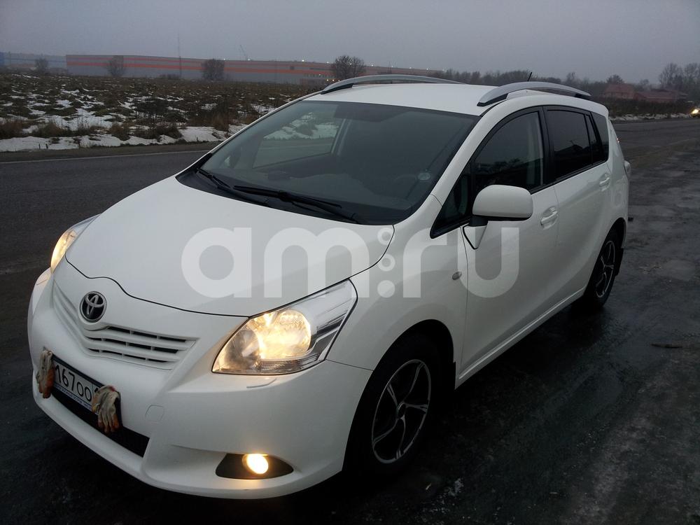 Toyota Verso 1.8 CVT (150 л. с.)