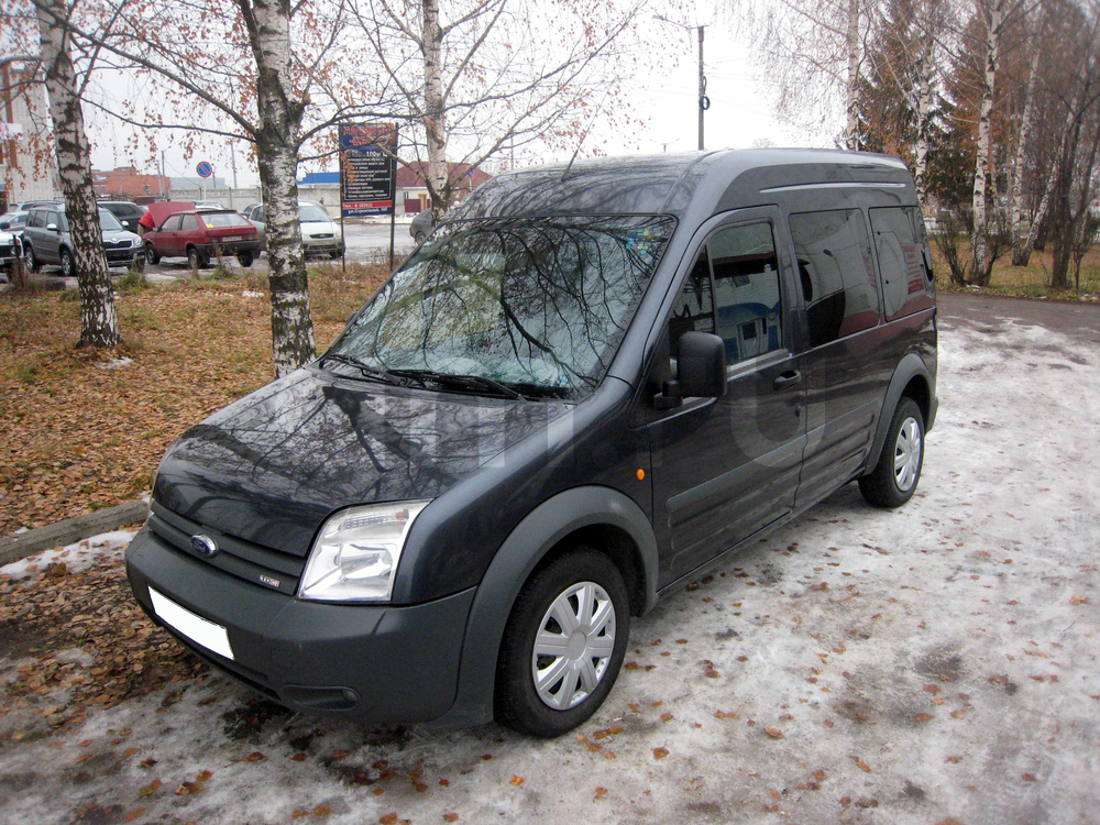 Ford Tourneo Connect 1.8 TDCi MT SWB (90 л. с.)
