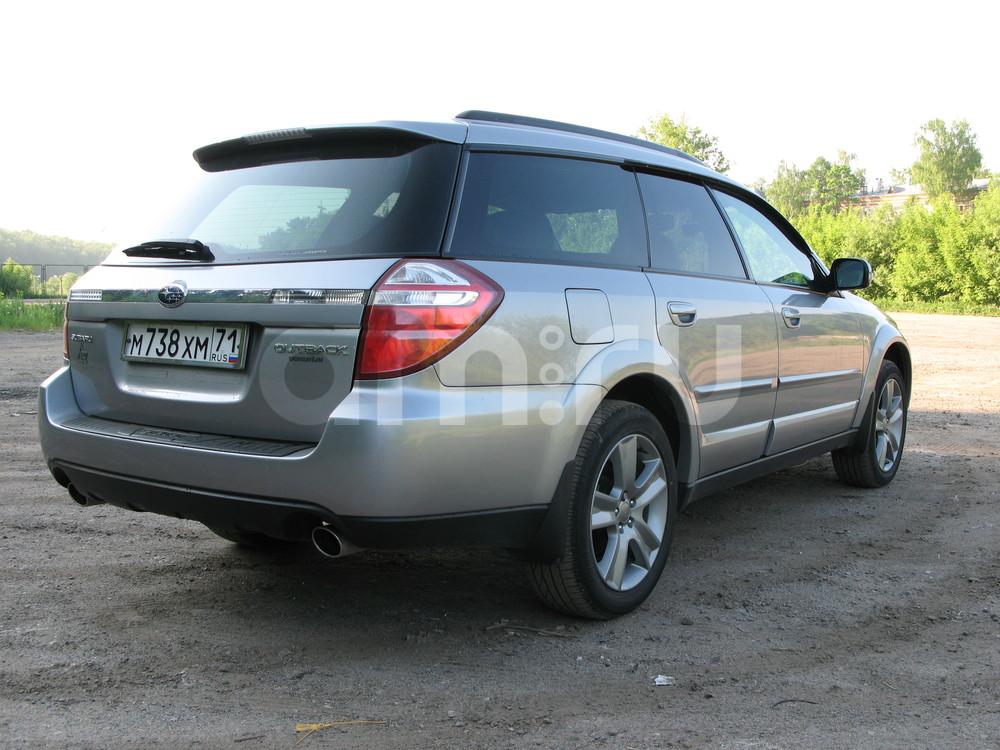 Subaru Outback 2.5 AT AWD (175 л. с.)