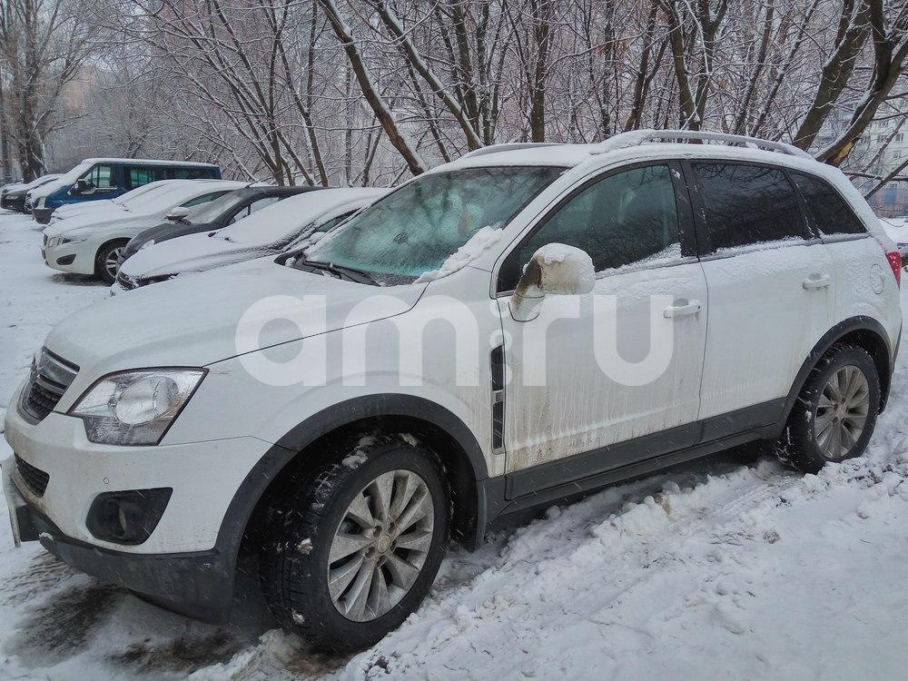 Opel Antara 2.4 MT AWD (167 л. с.)