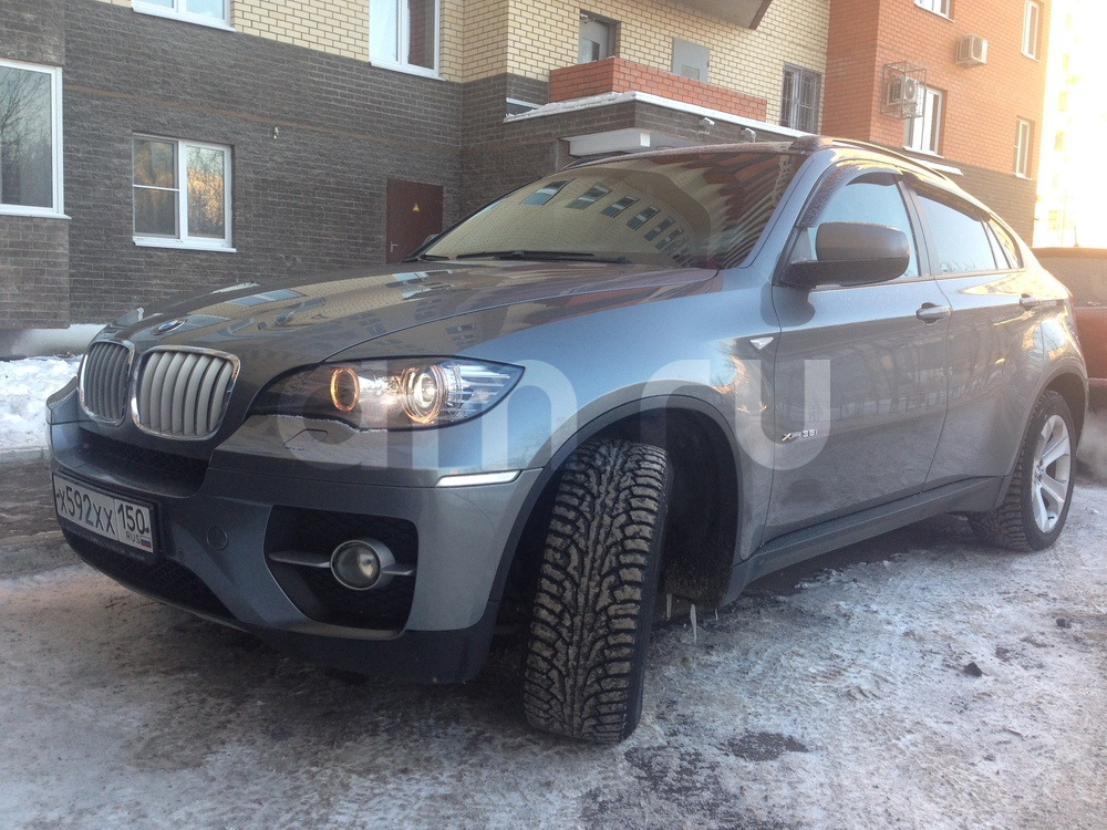 BMW X6 xDrive35i 6AT (306 л. с.)