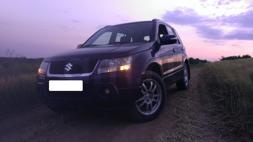 Suzuki Grand Vitara 2.0 AT (140 л. с.)