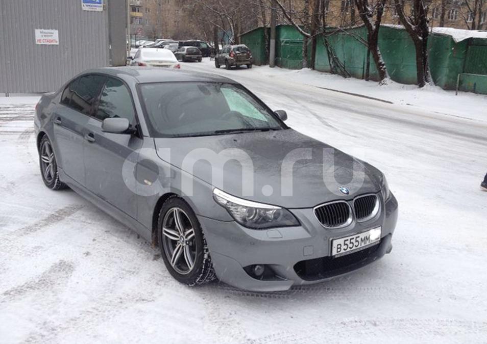 BMW 5 серия 525i AT (218 л. с.)