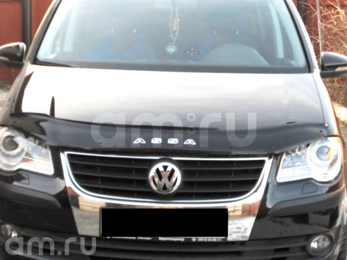 Volkswagen Touran 1.4 TSI DSG (140 л. с.)