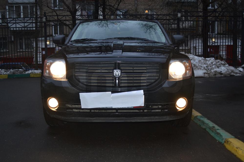 Dodge Caliber 2.0 CVT (156 л. с.)