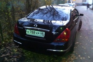 Nissan Teana 3.5 CVT (231 л. с.)