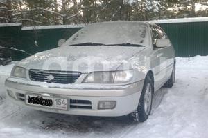 Toyota Corona 1.8 AT (115 л. с.)