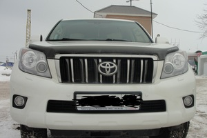 Toyota Land Cruiser Prado 4.0 AT 4WD (282 л. с.)