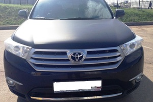 Toyota Highlander 3.5 AT 4WD (273 л. с.)