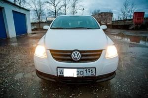 Volkswagen Fox 1.2 MT (55 л. с.)