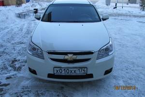 Chevrolet Epica 2.0 MT (143 л. с.)