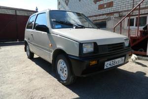 ВАЗ (Lada) 1111 Ока 11113-01 MT (35 л. с.)