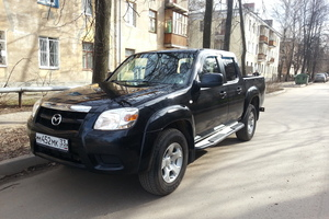 Mazda BT-50 2.5 MZR-CD MT 4x4 (143 л. с.)