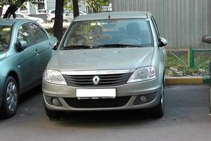 Renault Logan 1.6 MT (84 л. с.)