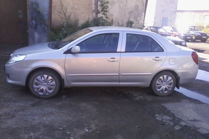 Geely MK 1.5 MT (94 л. с.)