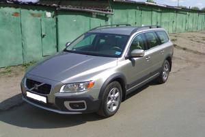 Volvo XC70 2.4 D5 Geartronic AWD (185 л. с.)