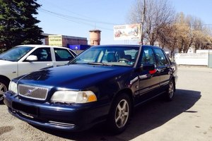 Volvo S70 2.4 T AT 4WD (193 л. с.)