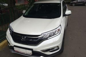 Honda CR-V 2.0 AT 4x4 (150 л. с.)