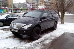 SsangYong Actyon 2.0 TD MT 4WD (141 л. с.)