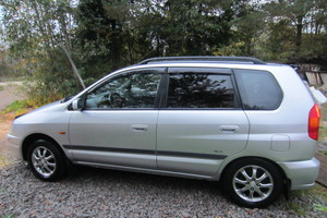 Mitsubishi Space Star 1.3 MT (86 л. с.)
