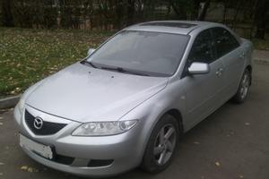 Mazda 6 1.5 AT (69 л. с.)