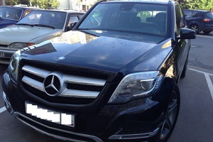 Mercedes-Benz GLK-Класс GLK 220 CDI 7G-Tronic Plus 4Matic (170 л. с.)