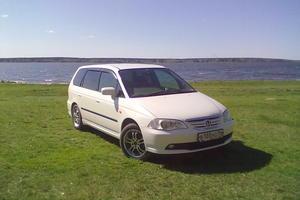 Honda Odyssey 2.3 AT (150 л. с.)