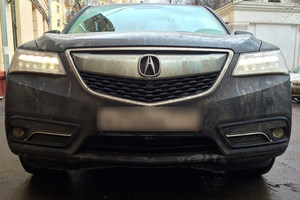 Acura MDX 3.5 AT 4WD (290 л. с.)