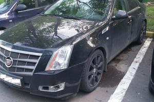 Cadillac CTS 2.8 AT (211 л. с.)