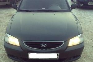 Hyundai Accent 1.6 MT (112 л. с.)