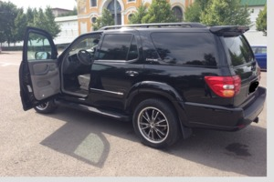 Toyota Sequoia 4.7 AT AWD (240 л. с.)