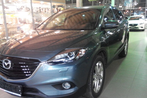 Mazda CX-9 3.7 AT AWD (277 л. с.)