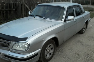ГАЗ 31105 Волга 2.3 MT (135 л. с.)
