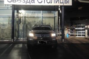Mercedes-Benz GL-Класс GL 320 CDI 7G-Tronic 4MATIC (224 л. с.)