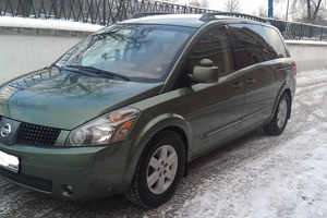 Nissan Quest 3.5 AT (243 л. с.)