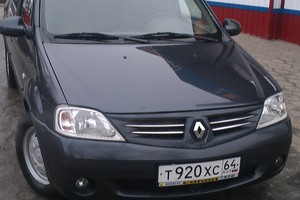 Renault Logan 1.6 MT (87 л. с.)