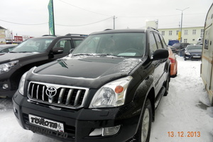 Toyota Land Cruiser Prado 4.0 AT (249 л. с.)