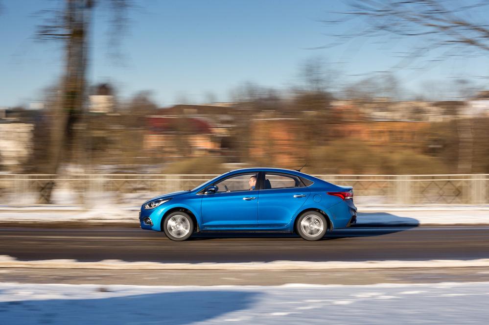 Тест-драйв Hyundai Solaris нового поколения от Am.ru