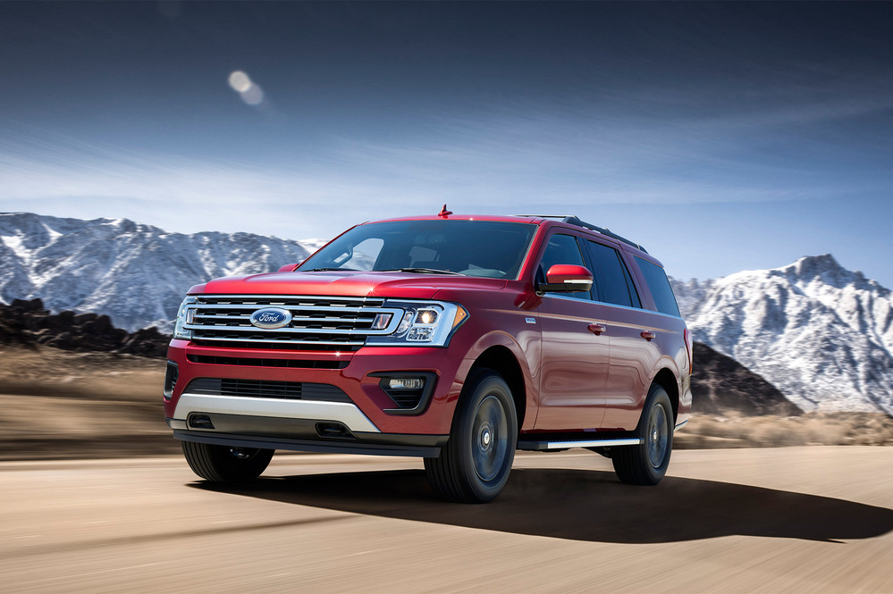 Ford представил Expedition FX4 для бездорожья.Новости A,m.ru