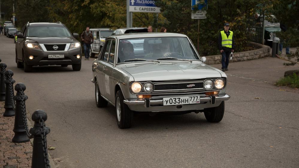 Тест-драйв Datsun Bluebird 1600 SSS – читать и смотреть фото на Am.ru