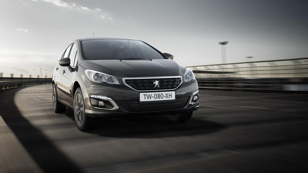 Объявлены русские цены на Peugeot (Пежо) 408