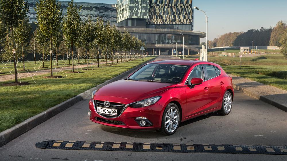 Тест-драйв Mazda3 от автожурнала am.ru