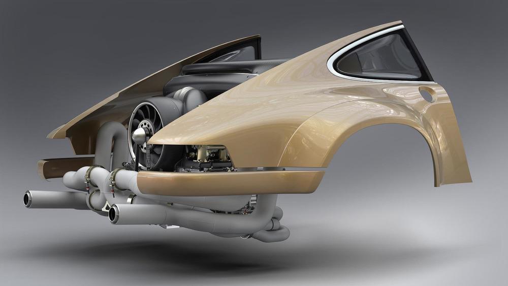 Инженеры «Формулы 1» для 27-летнего Порш построили необычайный мотор