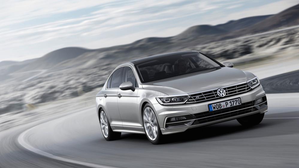 Life Plus: VW Passat получил в Российской Федерации новейшую версию